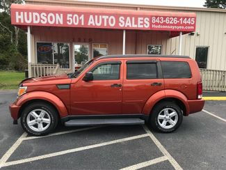 2008 Dodge Nitro SXT | Myrtle Beach, South Carolina | Hudson Auto Sales in Myrtle Beach South Carolina