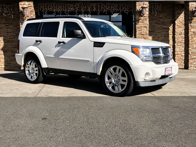 2008 Dodge Nitro SLT Clean CARFAX Stone White 2008 Dodge Nitro SLT 4WD 4-Speed Automatic VLP 37L