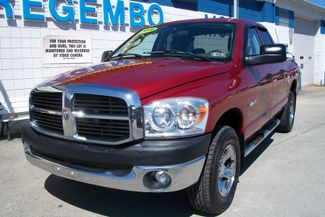2008 Dodge Ram 1500 4X4 SXT Bentleyville, Pennsylvania 40