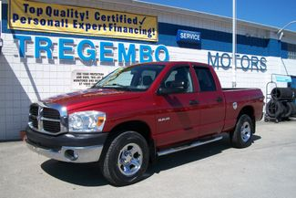 2008 Dodge Ram 1500 4X4 SXT Bentleyville, Pennsylvania 1