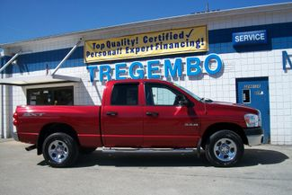 2008 Dodge Ram 1500 4X4 SXT Bentleyville, Pennsylvania 23