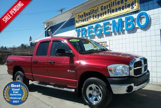 2008 Dodge Ram 1500 4X4 SXT Bentleyville, Pennsylvania
