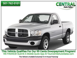 2008 Dodge Ram 1500 ST | Hot Springs, AR | Central Auto Sales in Hot Springs AR