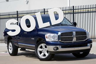 2008 Dodge Ram 1500 SLT * Big Horn * 20's * QUAD CAB * V8 Plano, Texas