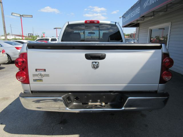 2008 Dodge Ram 1500, PRICE SHOWN IS THE DOWN PAYMENT SLT south houston, TX 4
