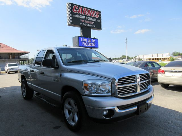 2008 Dodge Ram 1500, PRICE SHOWN IS THE DOWN PAYMENT SLT south houston, TX 7