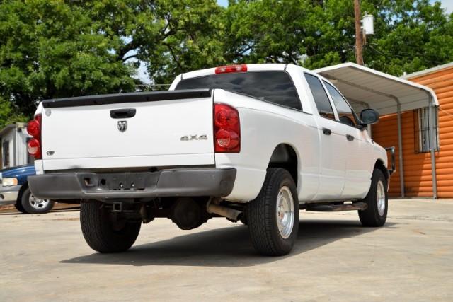 2008 Dodge Ram 1500 SLT Quad Cab 4WD San Antonio , Texas 5