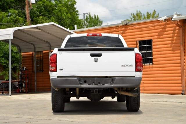 2008 Dodge Ram 1500 SLT Quad Cab 4WD San Antonio , Texas 6