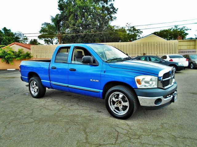 2008 Dodge Ram 1500 ST Limited warranty included to assure your worry-free purchase AutoCheck rep