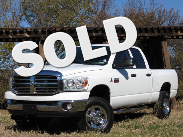 2008 Dodge Ram 2500 SLT GOOD SOLID 4X4 DODGE DIESEL CREW CAB Excellent work truck or everyday tr