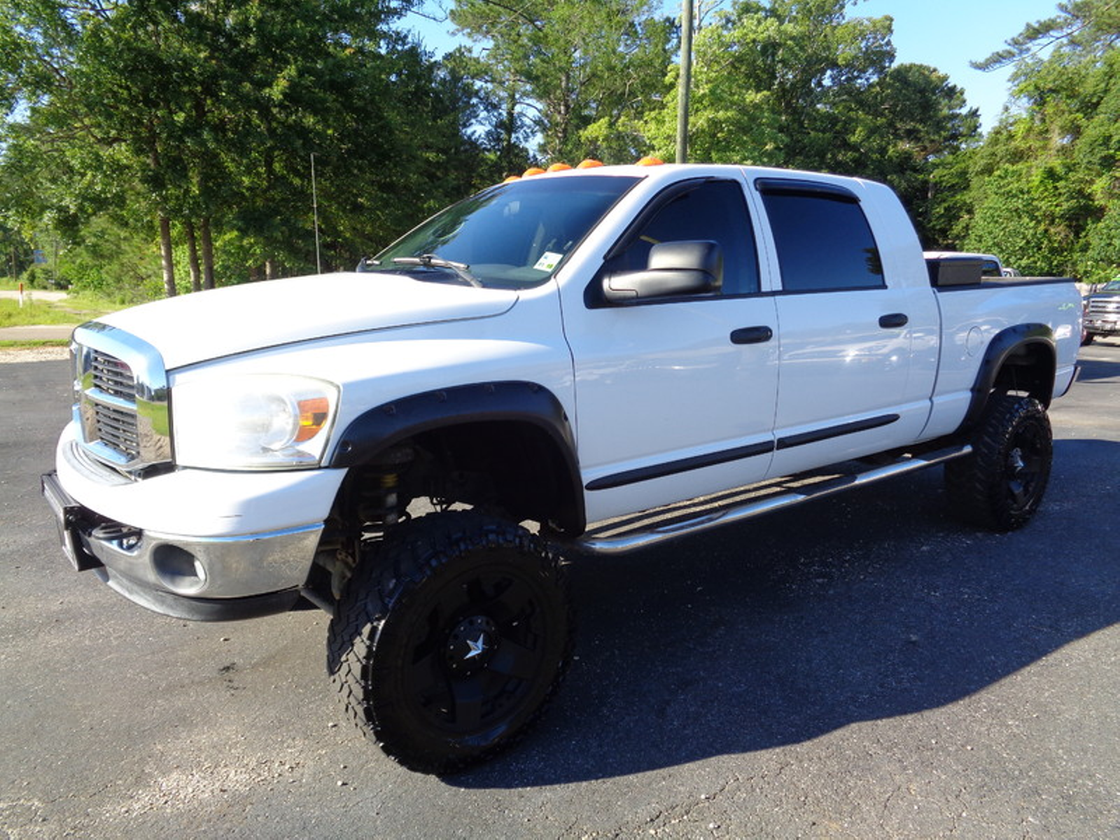 2008 dodge ram 2500 mega cab 4x4 diesel city louisiana nationwide auto sales. Black Bedroom Furniture Sets. Home Design Ideas