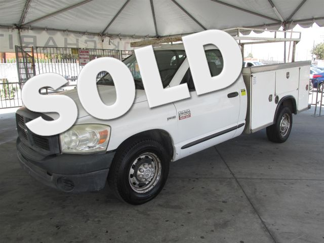 2008 Dodge Ram 2500 ST Please call or e-mail to check availability All of our vehicles are avai