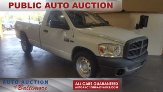 2008 Dodge Ram 2500 ST | JOPPA, MD | Auto Auction of Baltimore  in Joppa MD