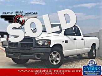 2008 Dodge Ram 2500 ST | Lewisville, Texas | Castle Hills Motors in Lewisville Texas