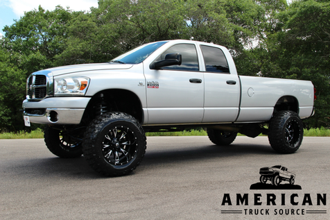 2008 Dodge Ram 2500 - 6 Speed - 4x4 in Liberty Hill , TX