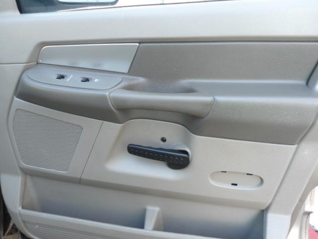 2008 Dodge Ram 2500 SXT Mega Cab Plano, Texas 17
