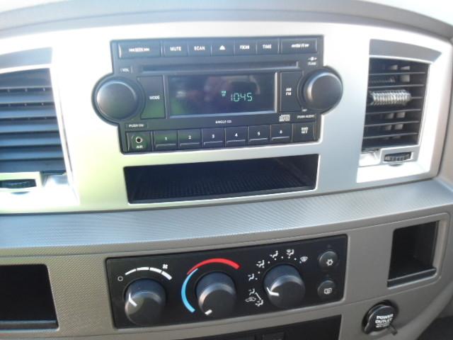 2008 Dodge Ram 2500 SXT Mega Cab Plano, Texas 22