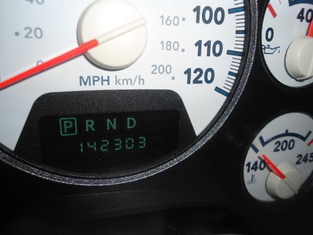 2008 Dodge Ram 2500 SXT Mega Cab Plano, Texas 26