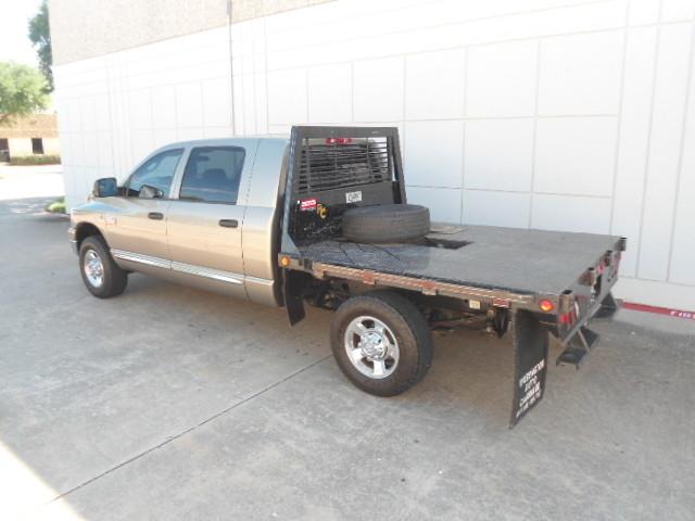 2008 Dodge Ram 2500 SXT Mega Cab Plano, Texas 8