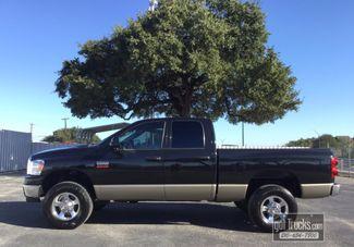 2008 Dodge Ram 2500 Crew Cab SLT 5.7L Hemi V8 4X4 | American Auto Brokers San Antonio, TX in San Antonio Texas