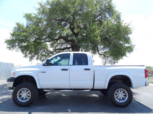 2008 Dodge Ram 2500 ST 6.7L Cummins Turbo Diesel 4X4 | American Auto Brokers San Antonio, TX in San Antonio Texas