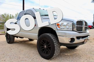 2008 Dodge Ram 2500 SLT Quad Cab 4X4 6.7L Cummins Diesel Auto LIFTED Sealy, Texas
