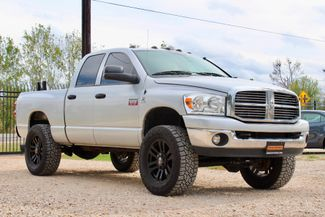 2008 Dodge Ram 2500 SLT Quad Cab 4X4 6.7L Cummins Diesel Auto LIFTED Sealy, Texas 1
