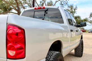 2008 Dodge Ram 2500 SLT Quad Cab 4X4 6.7L Cummins Diesel Auto LIFTED Sealy, Texas 11