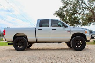 2008 Dodge Ram 2500 SLT Quad Cab 4X4 6.7L Cummins Diesel Auto LIFTED Sealy, Texas 13