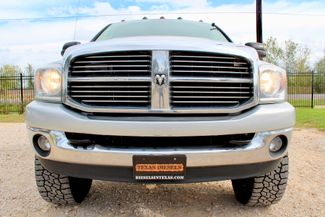 2008 Dodge Ram 2500 SLT Quad Cab 4X4 6.7L Cummins Diesel Auto LIFTED Sealy, Texas 14