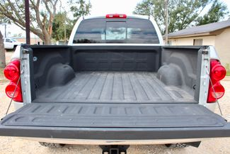2008 Dodge Ram 2500 SLT Quad Cab 4X4 6.7L Cummins Diesel Auto LIFTED Sealy, Texas 17