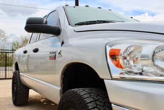 2008 Dodge Ram 2500 SLT Quad Cab 4X4 6.7L Cummins Diesel Auto LIFTED Sealy, Texas 2