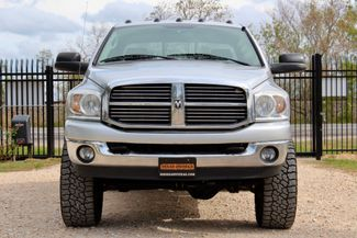 2008 Dodge Ram 2500 SLT Quad Cab 4X4 6.7L Cummins Diesel Auto LIFTED Sealy, Texas 3