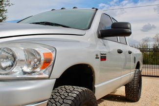 2008 Dodge Ram 2500 SLT Quad Cab 4X4 6.7L Cummins Diesel Auto LIFTED Sealy, Texas 5