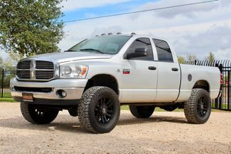 2008 Dodge Ram 2500 SLT Quad Cab 4X4 6.7L Cummins Diesel Auto LIFTED Sealy, Texas 6