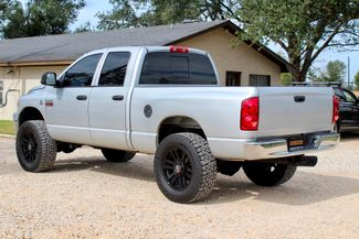 2008 Dodge Ram 2500 SLT Quad Cab 4X4 6.7L Cummins Diesel Auto LIFTED Sealy, Texas 8