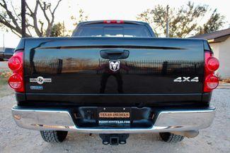 2008 Dodge Ram 2500 SLT Lone Star Quad Cab 4X4 6.7L Cummins Diesel Auto Sealy, Texas 15