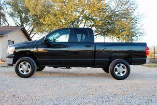 2008 Dodge Ram 2500 SLT Lone Star Quad Cab 4X4 6.7L Cummins Diesel Auto Sealy, Texas 4
