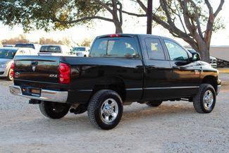 2008 Dodge Ram 2500 SLT Lone Star Quad Cab 4X4 6.7L Cummins Diesel Auto Sealy, Texas 9