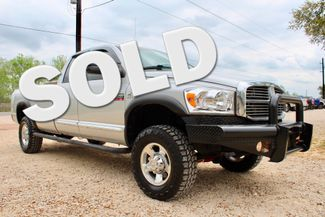 2008 Dodge Ram 2500 SLT Quad Cab 4X4 6.7L Cummins Diesel Auto Sealy, Texas