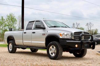 2008 Dodge Ram 2500 SLT Quad Cab 4X4 6.7L Cummins Diesel Auto Sealy, Texas 1