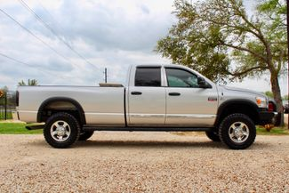 2008 Dodge Ram 2500 SLT Quad Cab 4X4 6.7L Cummins Diesel Auto Sealy, Texas 12
