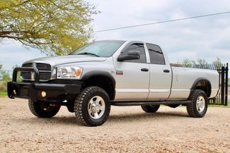 2008 Dodge Ram 2500 SLT Quad Cab 4X4 6.7L Cummins Diesel Auto Sealy, Texas 5