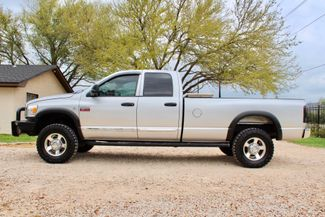 2008 Dodge Ram 2500 SLT Quad Cab 4X4 6.7L Cummins Diesel Auto Sealy, Texas 6