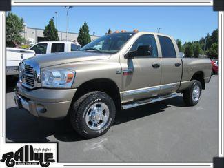 2008 Dodge Ram 3500 Laramie 6.7L Diesel 4WD Burlington, WA