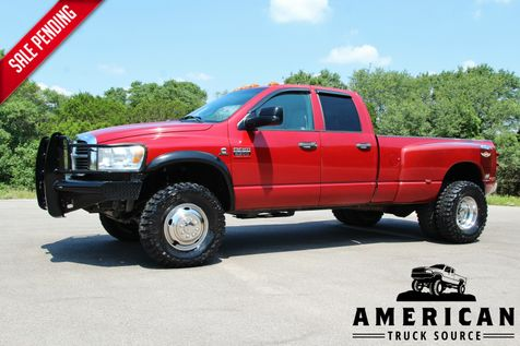 2008 Dodge Ram 3500 - 6 Speed - 4x4 in Liberty Hill , TX