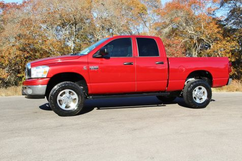 2008 Dodge Ram 3500 SLT - 4x4 - 6 SPEED in Liberty Hill , TX