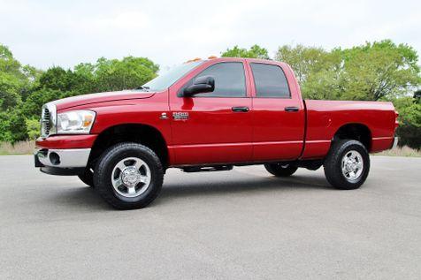2008 Dodge Ram 3500 SLT - 4x4 - 6 SPEED in Liberty Hill , TX