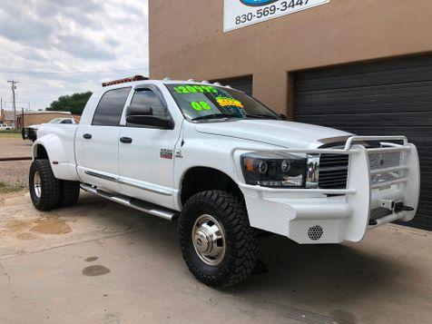 2008 Dodge Ram 3500 Laramie   Pleasanton, TX   Pleasanton Truck Company in Pleasanton, TX