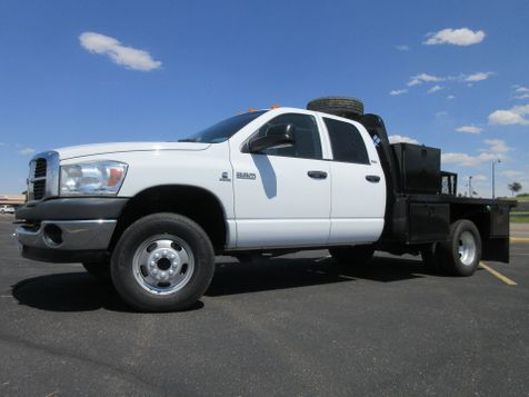 2008 Dodge Ram 3500 Quad Cab 4X4 SLT Welding flatbed in , Colorado